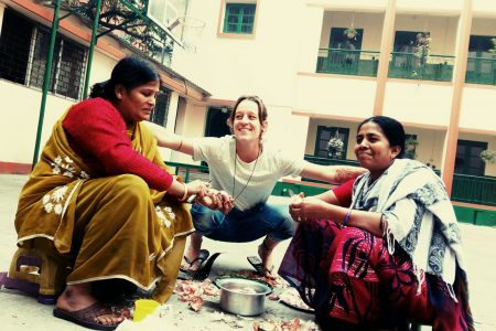 voluntariado_India2
