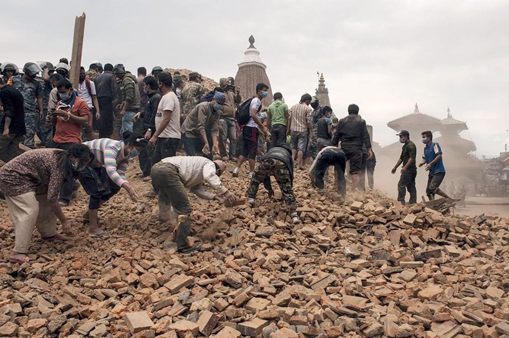 seismo_Nepal_foto_EFE